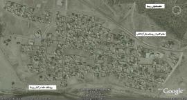 عکسهای ماهواره ای بسیار زیبا از روستا  - با تشکر از مهندس بهمن امجدی